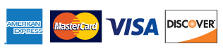 Multicard logo including American Express, Visa, Mastercard, and Discover